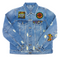 "Support Black Colleges ""Denim"" Jacket"