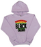 """Support Black College"" YOUTH Hoodie ""Lavender"""