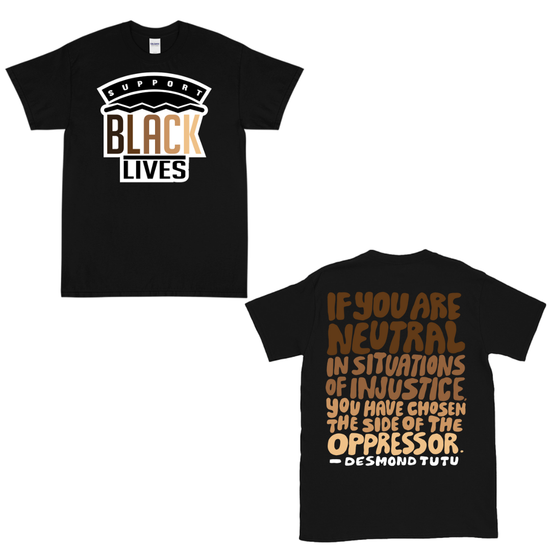 Support Black Lives T-Shirt