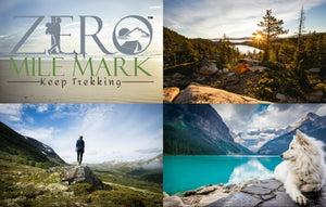 Zero Mile Mark™ Premium Outdoor Equipment and Apparel Brand Now Available Globally