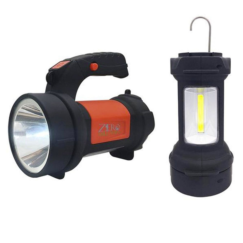 Zero Mile Mark™ All-In-One Spotlight and Lantern