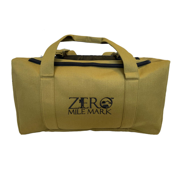 Large, Ultra-durable ZMM® Duffle Style Travel Bag (2 Color Options)