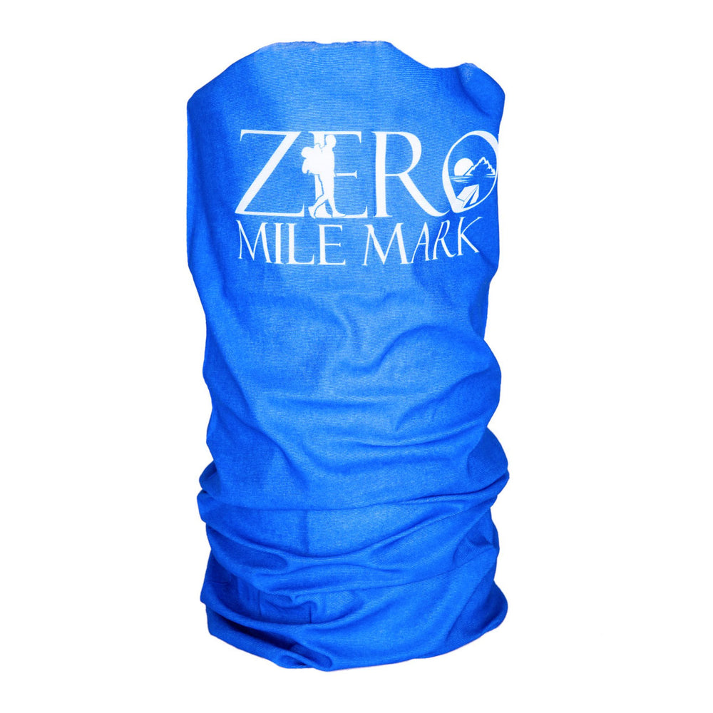 Zero Mile Mark™ UV Protection, Microfiber, Seamless Head/Neck Wear (7 Color Options)
