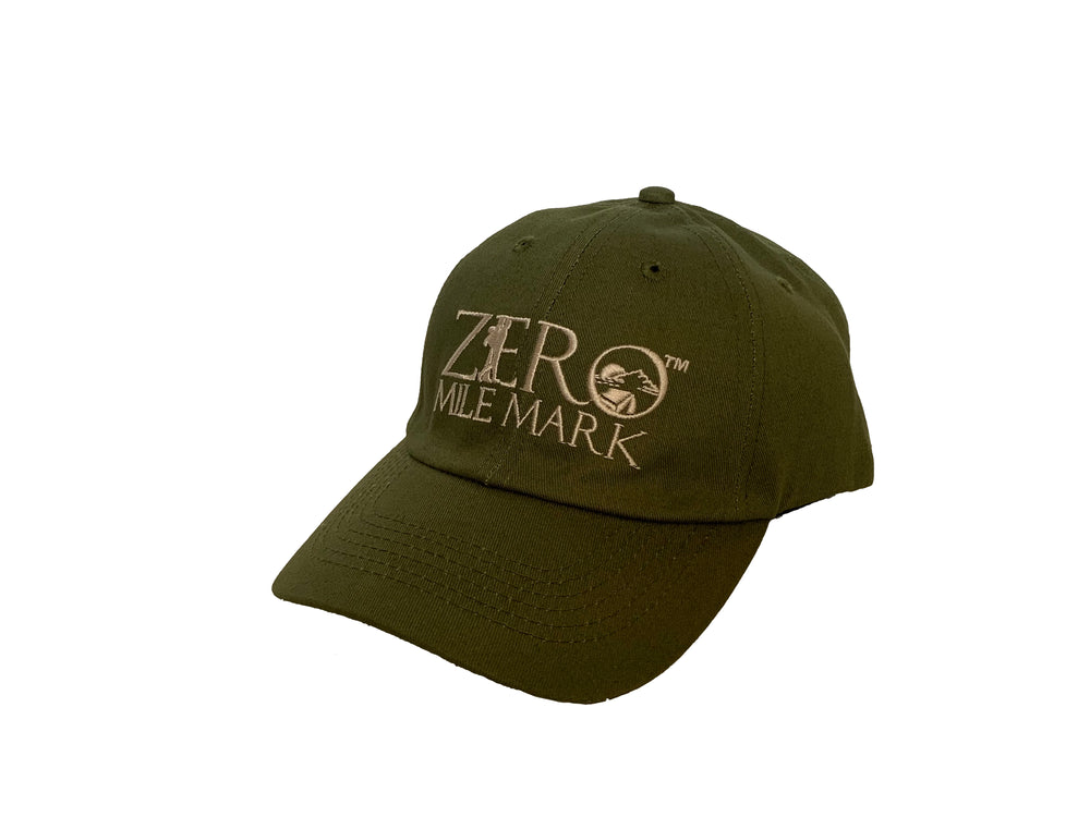 Logo Ball Cap (3 Color Options)