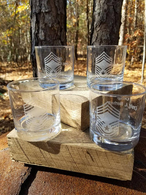 Rock glass, whiskey tumbler
