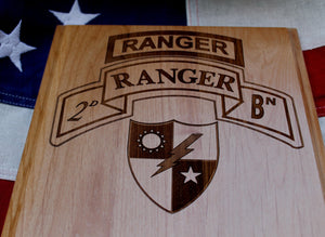 75th Ranger Regiment , 1st 2nd 3rd STB Battalion