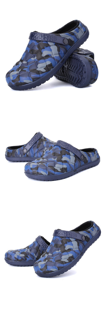 8722b3cdfdce7 New Arrival Men Camouflage Slippers – NavStore