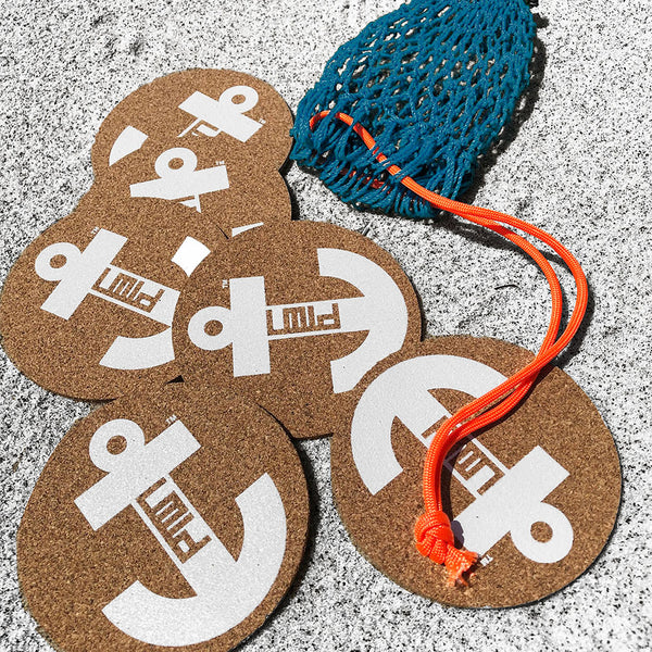 COASTERS / PTOWN ANCHOR / SET
