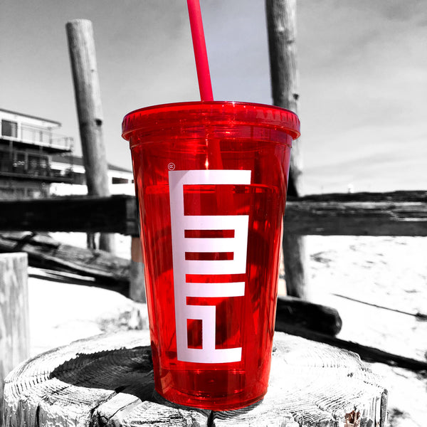 TUMBLER / PTOWN / RED