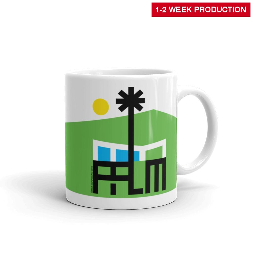 Mug / Palm Springs Butterfly