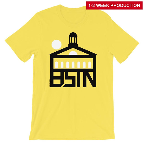 Tee / Boston Fanuiel Hall Crew Neck T