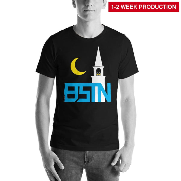 Tee / Boston Old North Church Xs Crew Neck T