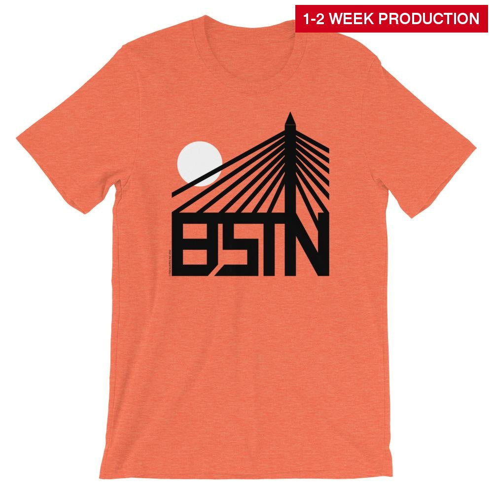 Tee / Boston Zakim Crew Neck T