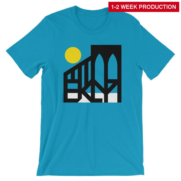 Tee / Brooklyn Bridge Crew Neck T