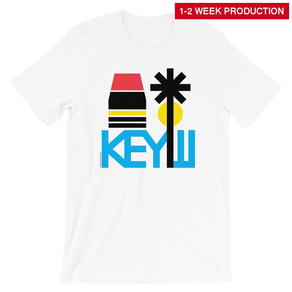 Tee / Key West Crew Neck T