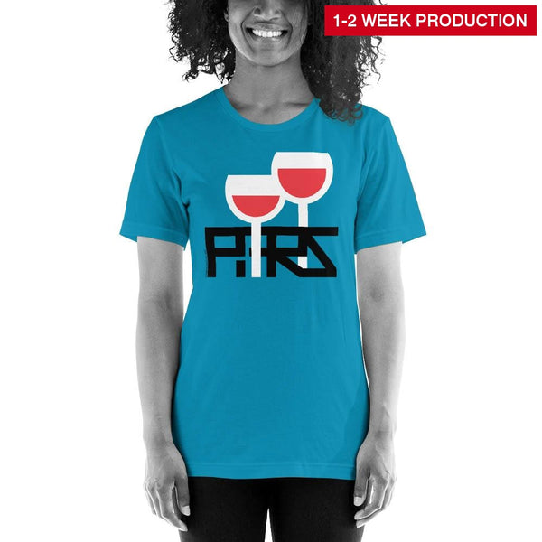 Tee / Paris Wine Crew Neck T