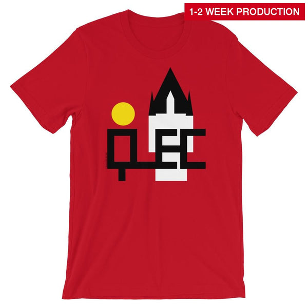 Tee / Quebec Crew Neck T