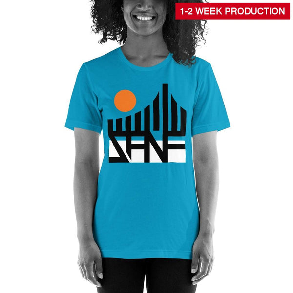 Tee / San Francisco Bridge S Crew Neck T