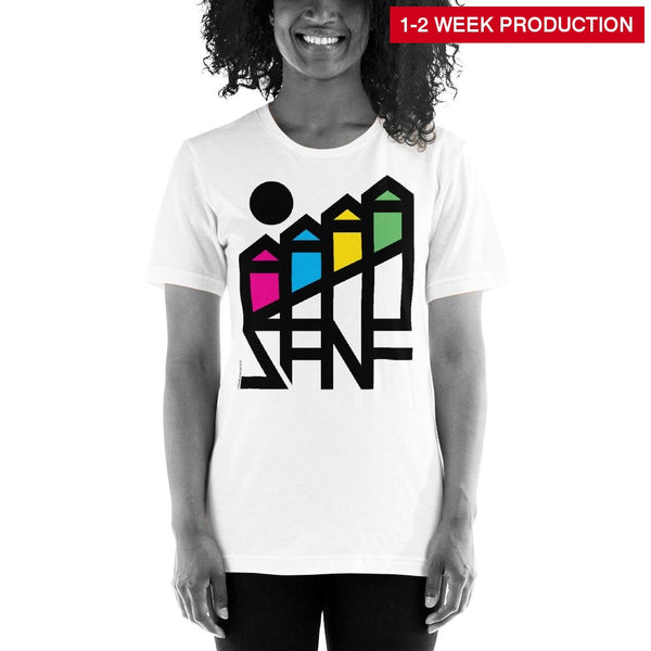 Tee / San Francisco Ladies Xs Crew Neck T