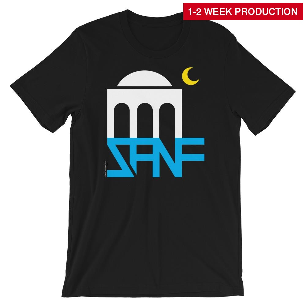 Tee / San Francisco Palace Of Fine Arts Crew Neck T