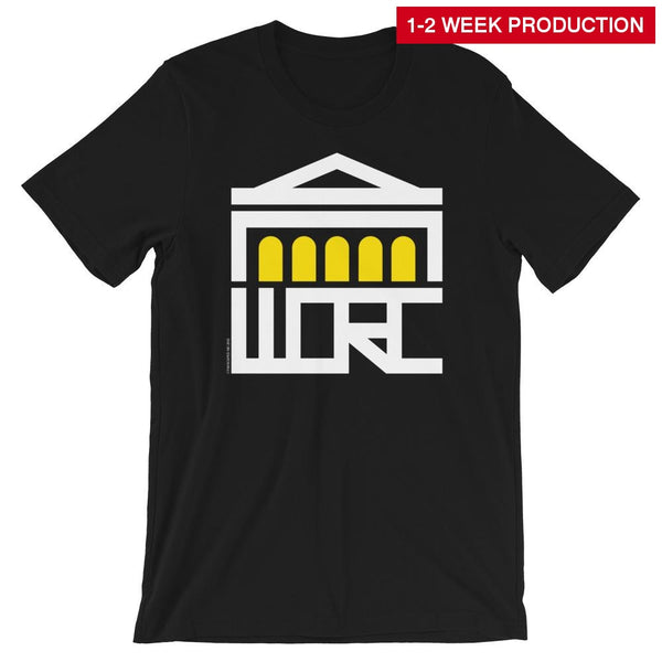 Tee / Worcester Mechanics Hall Crew Neck T