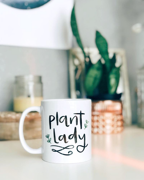 Plant Lady Mug - A Little Tinsel