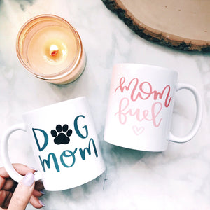 Mom Fuel Mug | A Little Tinsel