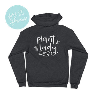 Plant Lady Hoodie sweater - A Little Tinsel