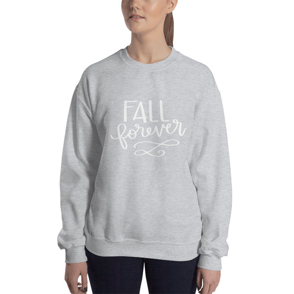 Fall Forever Sweatshirt - A Little Tinsel