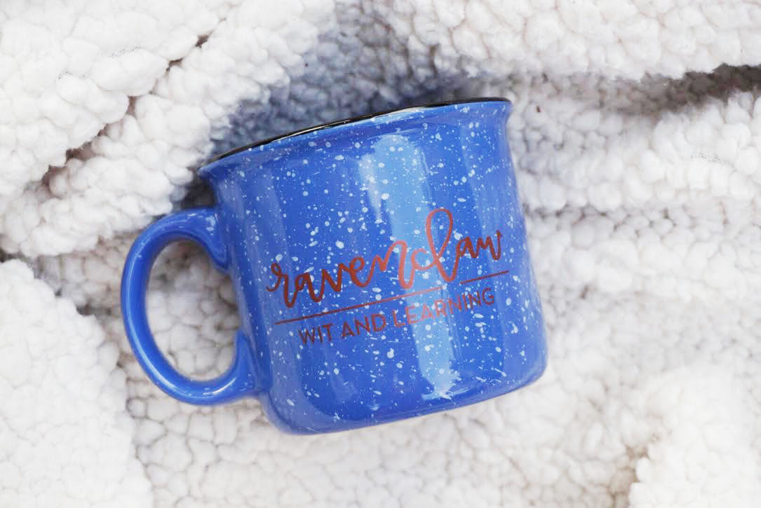 Ravenclaw Campfire Mug | A Little Tinsel