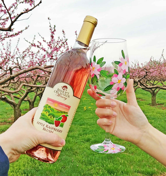 *MEMORIAL DAY PRE-PARTY* Apple Blossom Paint & Sip