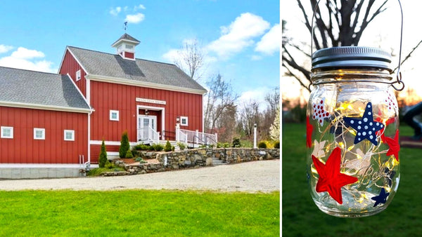 **OUTDOOR** Memorial Day Paint & Sip | Broken Creek Vineyard in Shrewsbury MA | 5.20.21 | 6-8 PM