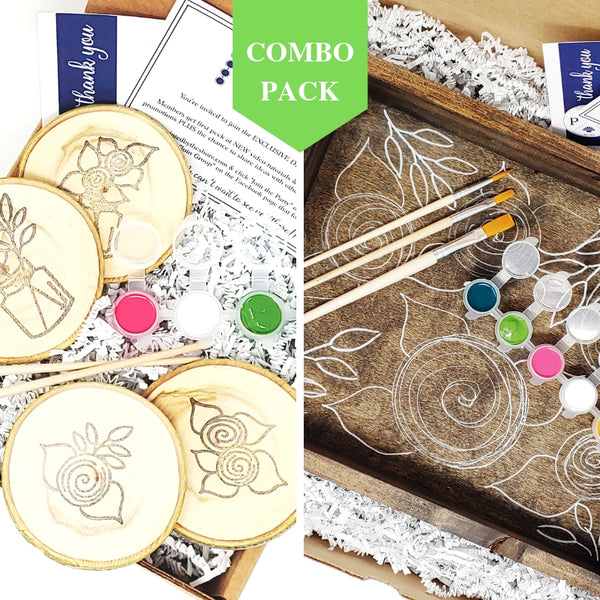 Posie Combo Pack DIY in a BOX