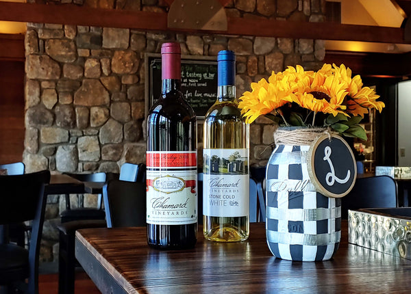 Fall Centerpiece Paint & Sip at Chamard Vineyards in Clinton CT | 9.18.19 at 6:30 PM