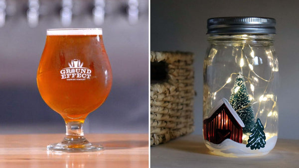 *NEW VENUE* Red Barn Lantern Workshop | Ground Effect Brewing in Hudson MA | 11.12.20 | 6:30-8:30 PM