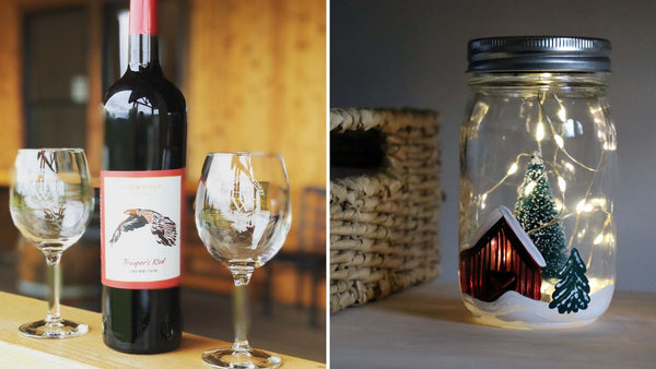 Red Barn Lantern Workshop | Hawk Ridge Winery in Watertown CT | 12.10.20 | 6-8 PM