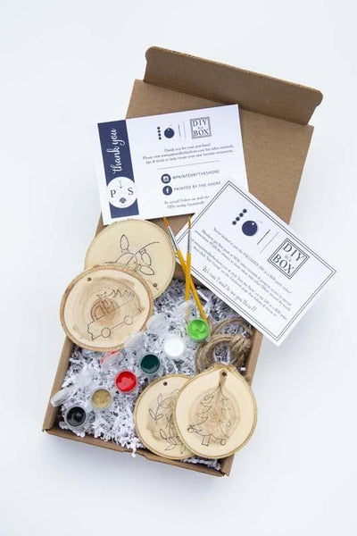 Joyful Christmas DIY in a BOX