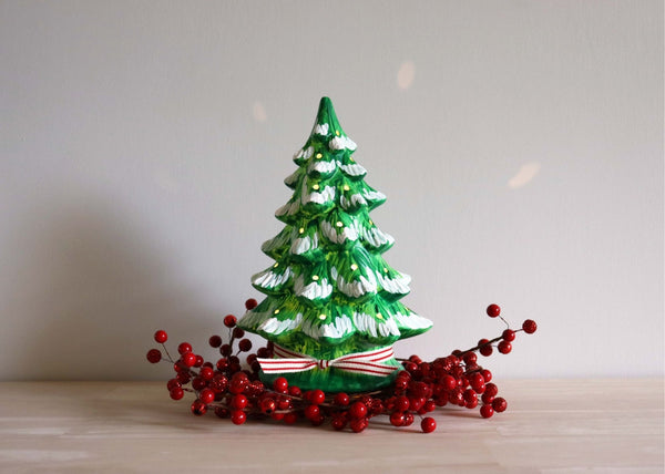 *Holiday Preview* Virtual Art Workshop | Pre-Lit Ceramic Christmas Tree | 11.17.20 @ 7 PM