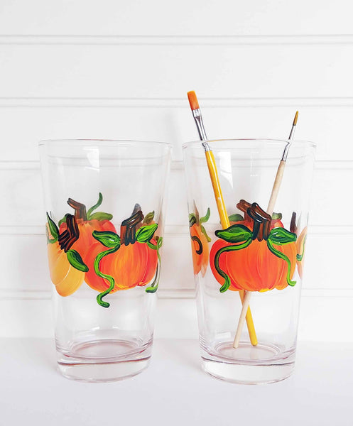 Pumpkin Pints Paint & Sip