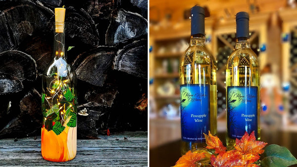 Fall Pumpkin Paint & Sip at Raven Hollow Winery in Westfield MA | 9.19.19 at 6 PM
