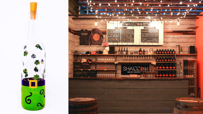 St. Patrick's Day Paint & Sip at Shaidzon Beer Co. in West Kingston RI | 3.12.20 | 6:30-8:30 PM