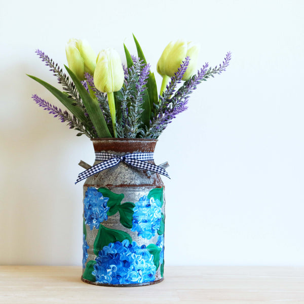 Virtual Art Workshop | Farmhouse Centerpiece | 5.4.21 @ 7 PM