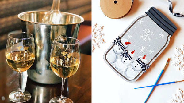 *NEW* Winter Sign Workshop | R Dee Winery in Enfield CT | 12.11.20 | 6-8 PM