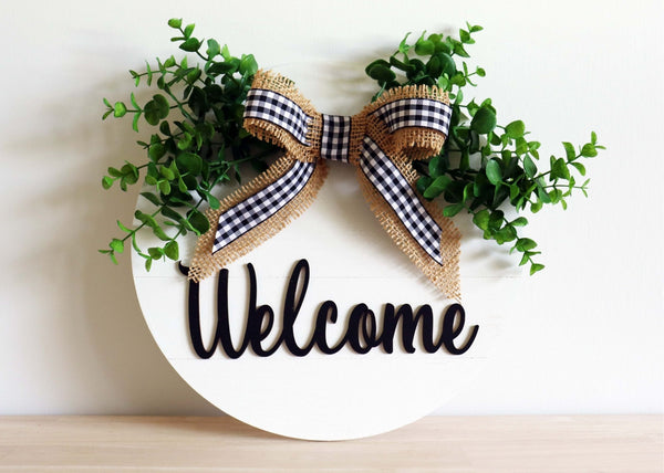 DIY in a BOX | Welcome Pallet Sign