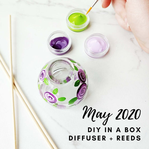 DIY in a BOX Monthly Subscription | May 2020