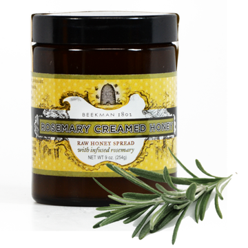 Beekman 1802 - Rosemary Creamed Honey