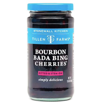 Bourbon Bada Bing Cherries