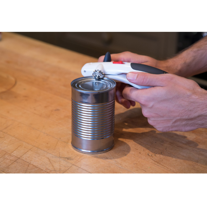 Lock-n-Lift Can Opener by Zyliss