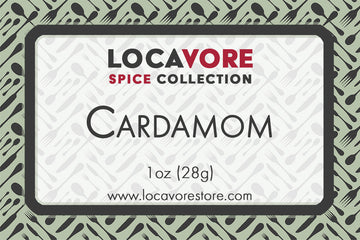 Locavore Cardamom (Powdered)