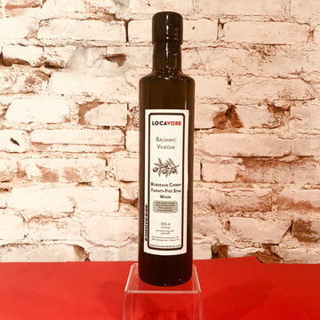 Modena Bordeaux Cherry Twenty-Five Star White Balsamic Vinegar